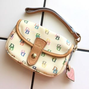 Dooney & Bourke Cute Mini Bag with wrist handle